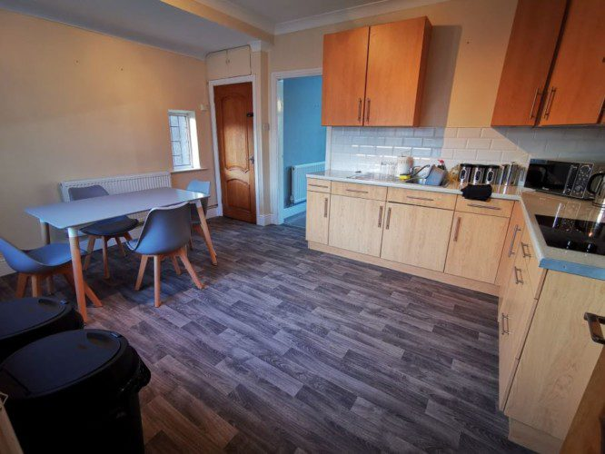 rent to serviced accommodation