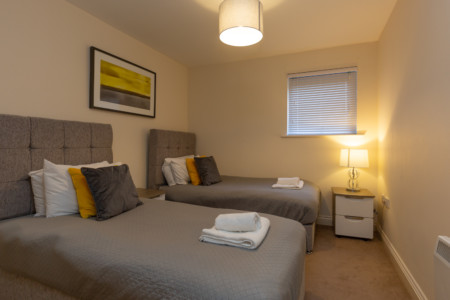 Homely 2 Bedroom Apartment in Southampton City Centre