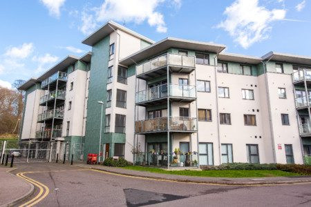 Green Views & Private Balcony - Rollason Serviced Apartments