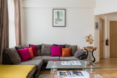 Stylish 2-bedroom apartment near Marble Arch