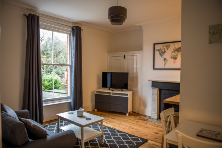 Toothbrush Apartments - 1 bed apartment near Christchurch Park
