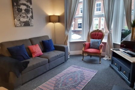 Lindley Lodge York - 3 Bed Victorian Town House