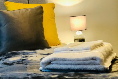 Luxury Stay Perfect for Contractors and Corporates