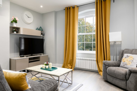 Modern 3-bed apartment in Maida Vale full AC
