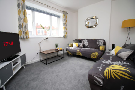 City Lofts Cardiff, Spacious, Ideal for Families and exploring Cardiff